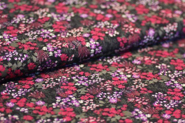 Amann Aspo tråd - lilla/rosa fv. 0052 - FabricRoad