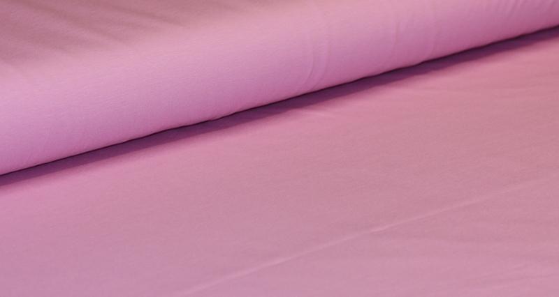 Bomuldsjersey ensfarvet sand/beige (fv 3) - FabricRoad