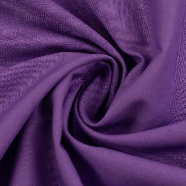 Digitalprint lilla nuancer blomster - FabricRoad